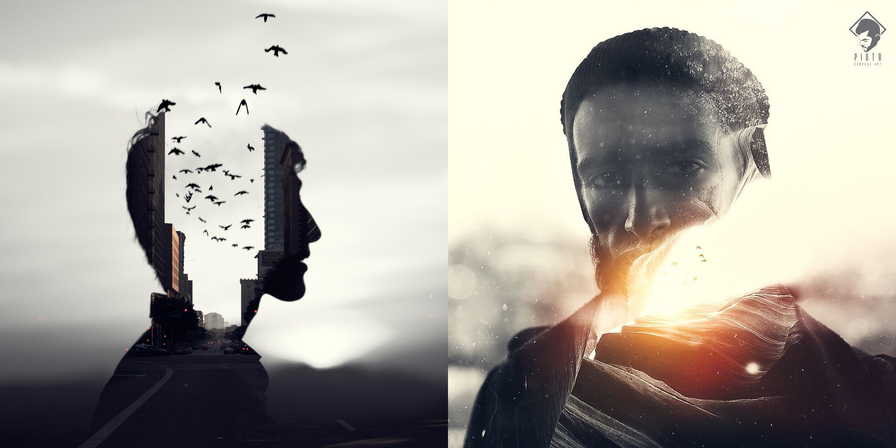 21 Awesome Multiple Exposures That'll Spark Your Creativity