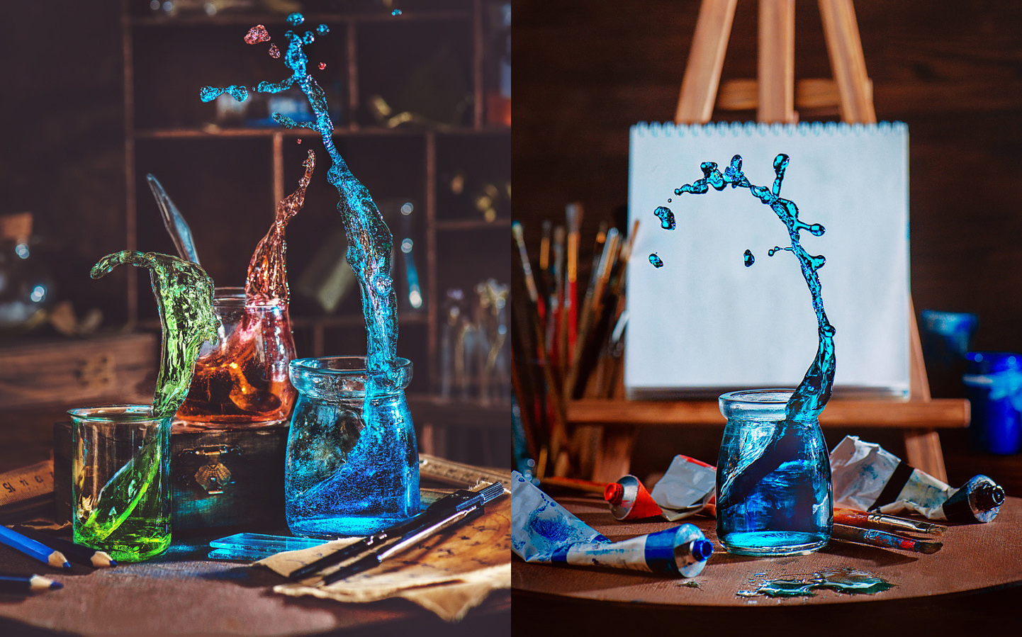 Tutorial: Neat Trick for Creating Cool Splash Photos In-Studio