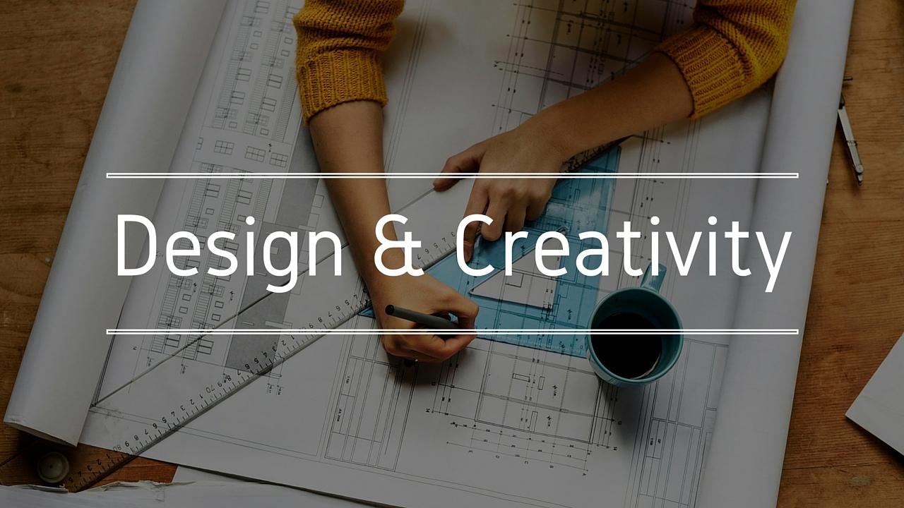 Design & Creativity_Title Card