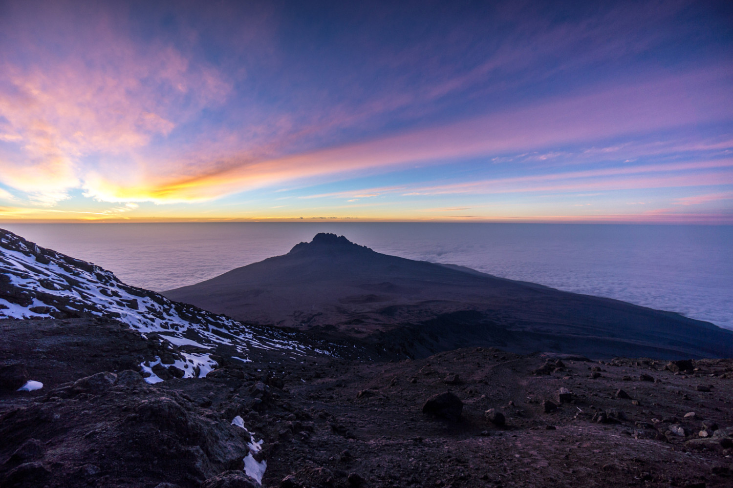 Climbing Kilimanjaro One Photo at a Time