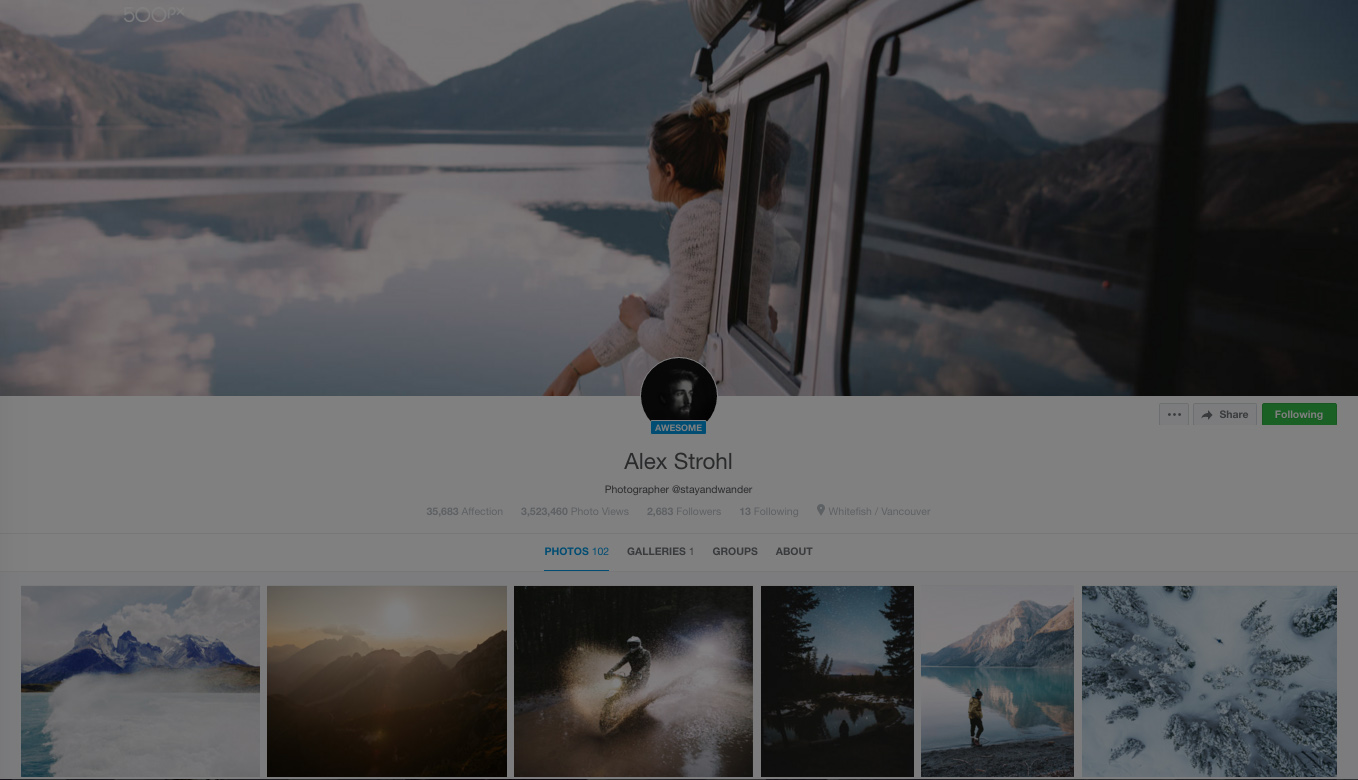 3 Things to Keep in Mind When You Create an Online Photo Sharing Profile