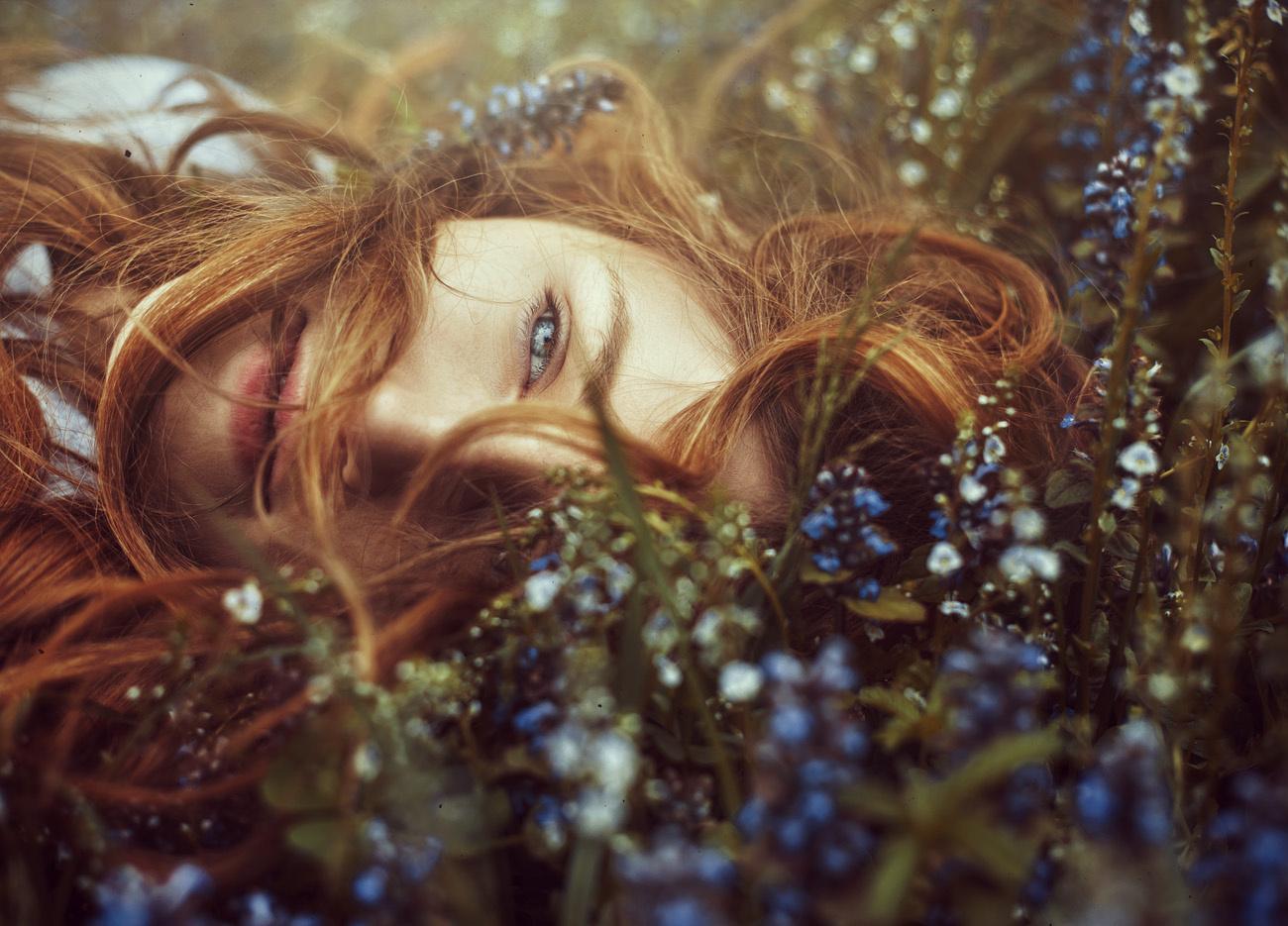 Natural Lighting Photography Portrait