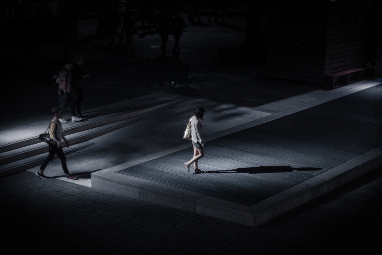 A Night in the Life of Edo Zollo, Nighttime Street Photographer