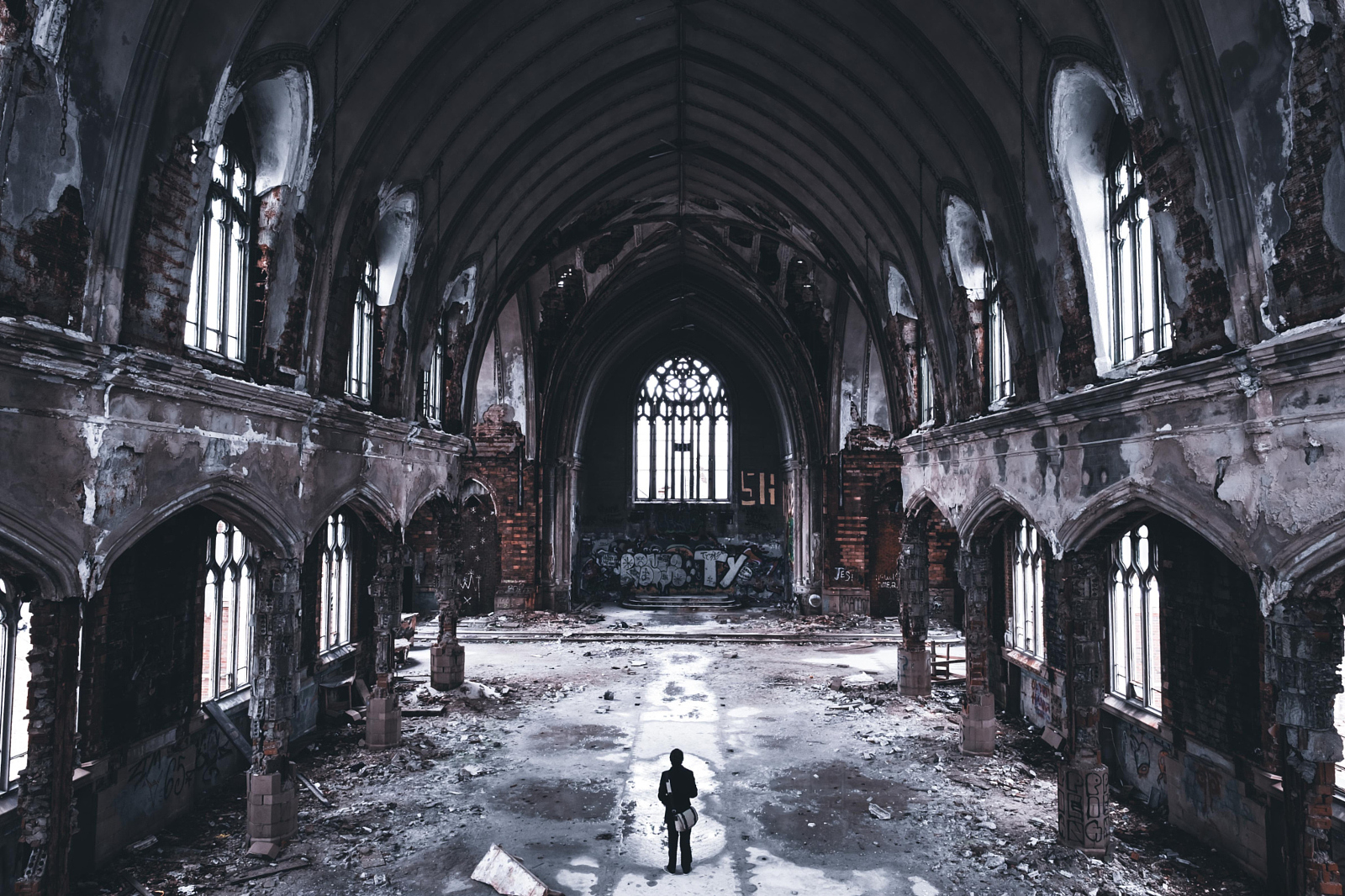 Top 20 Urban Exploration Photos on 500px So Far This Year