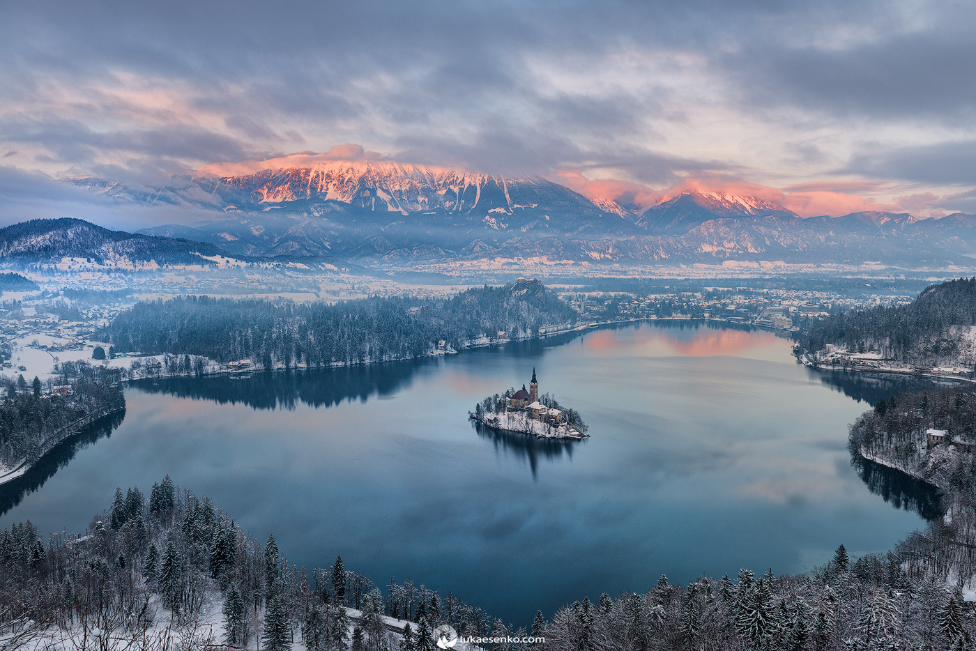 How to Photograph the Iconic Lake Bled Like A Local