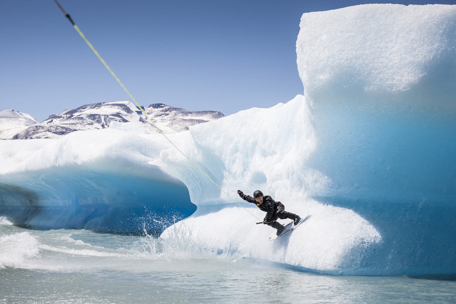25 Cold-Weather Action Photos That Will Make You Miss Winter