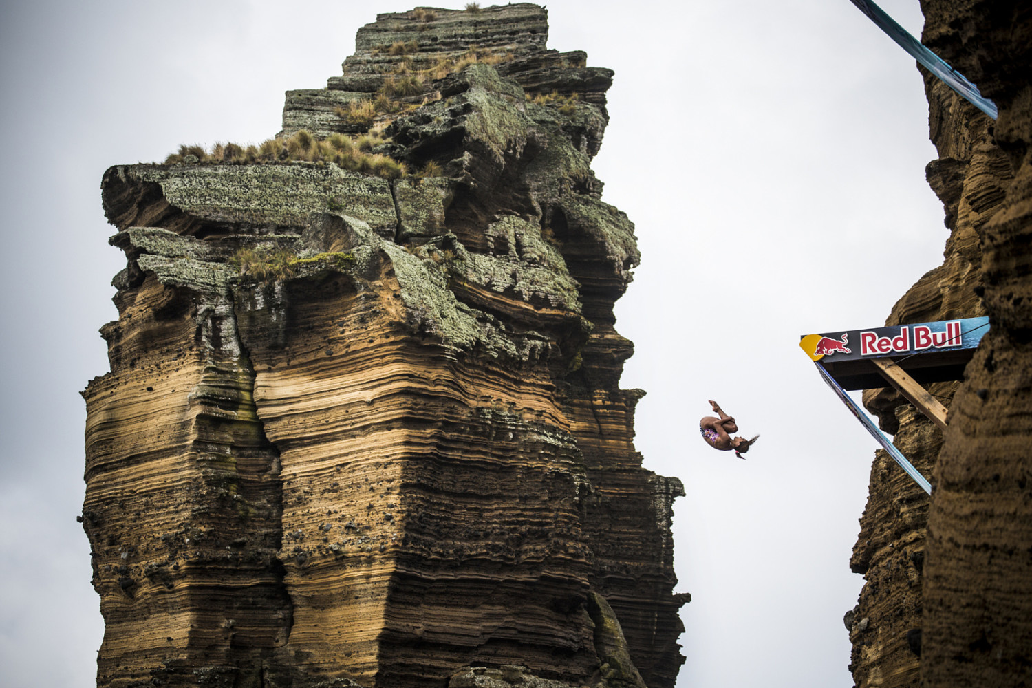 Action Photographer Captures The Perfect Scenic Backflip