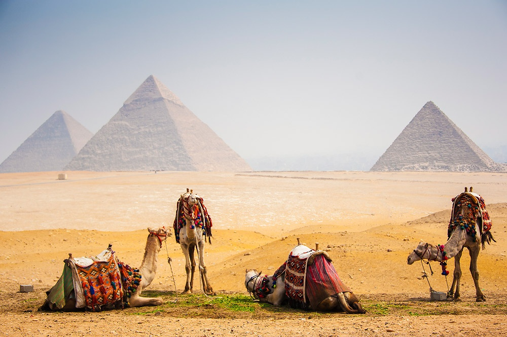 Can You Name These 25 Iconic Landmarks Around the World?