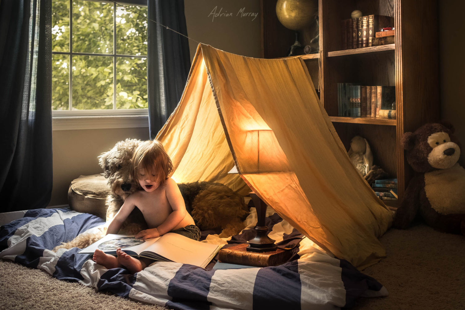 Interview: First Look At Family Photographer Adrian Murray's Upcoming Book