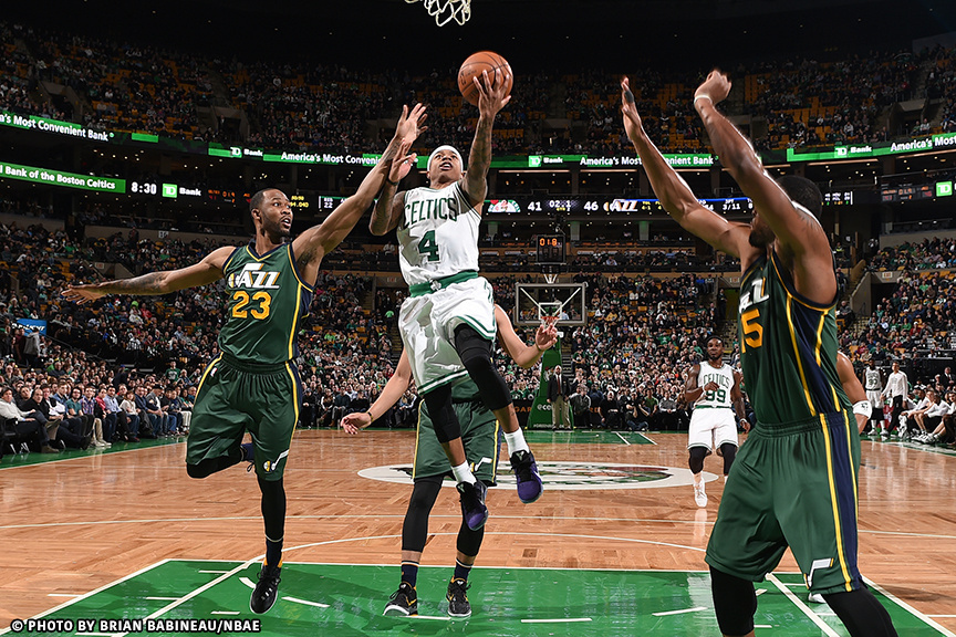 A Day in the Life With Brian Babineau, Team Photographer For the Boston Celtics