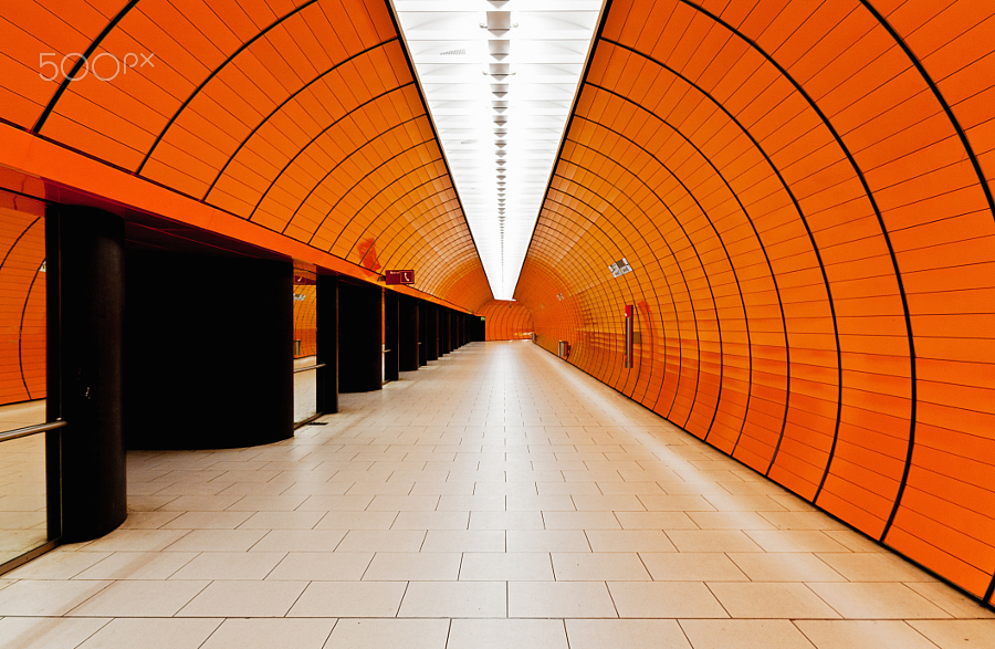 Orange_Tunnel