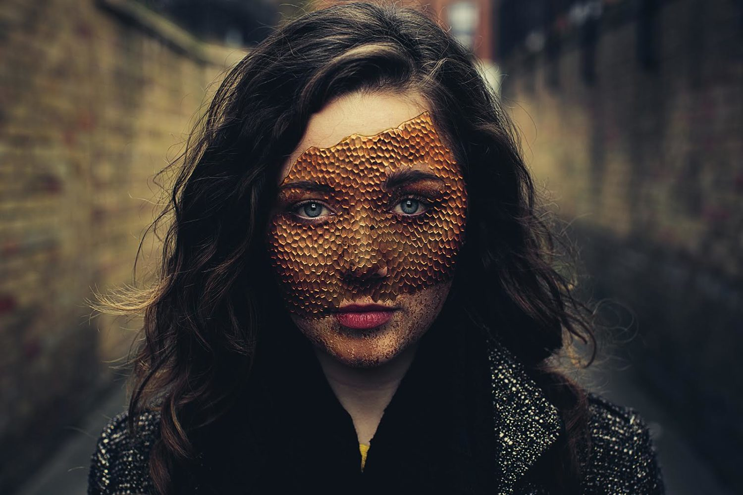 Photographer Creates Surreal Portraits To Raise Awareness For An Important Issue