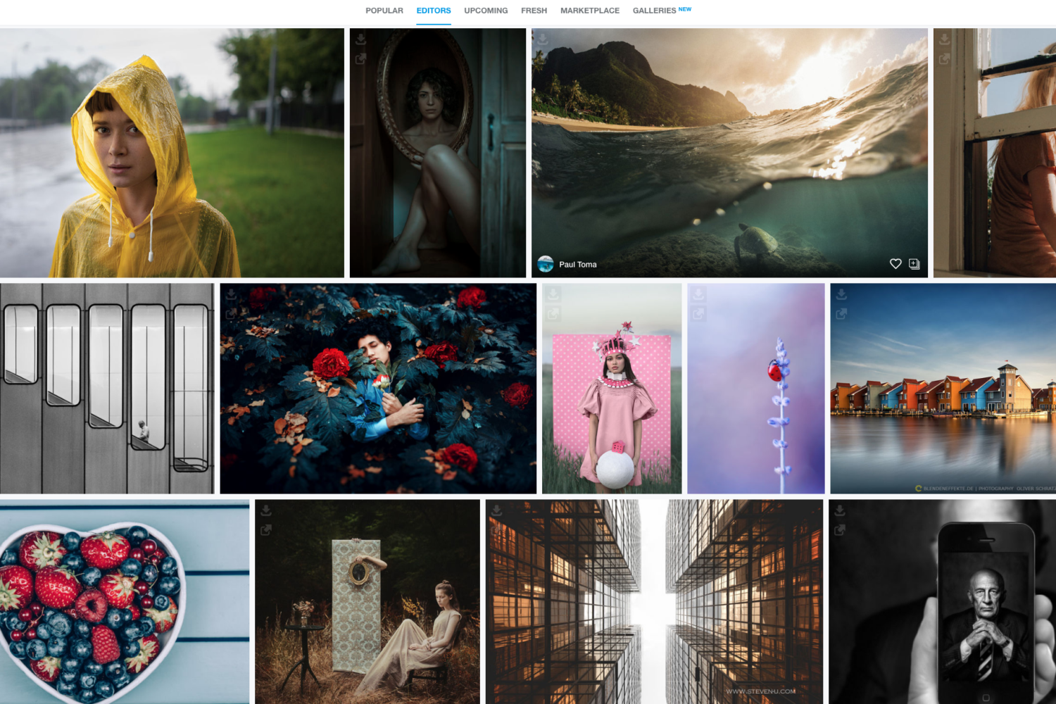 Editor's Choice: An Inside Look at Curation & Content