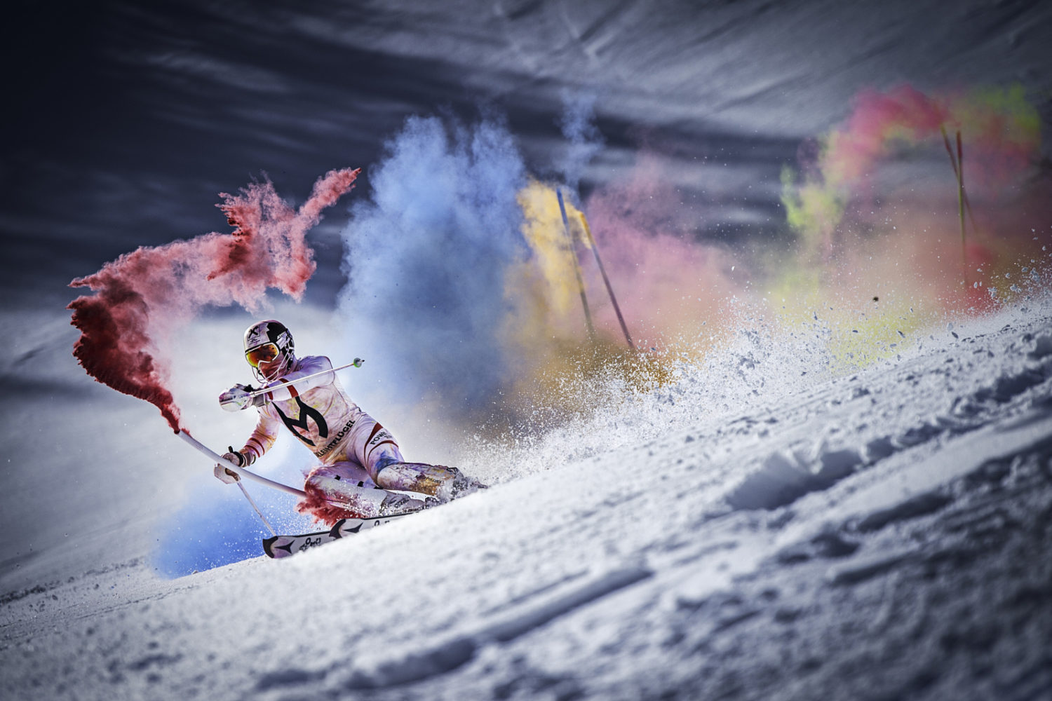 20+ Smokin' Photos of Sports in Action