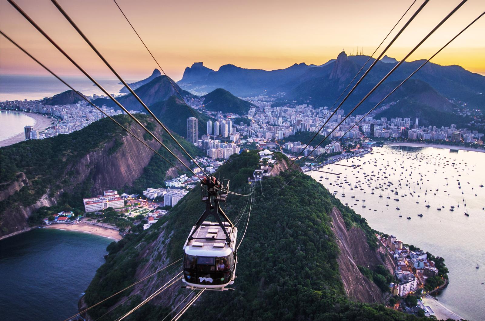 Travel to Rio de Janeiro in These 15 Photos