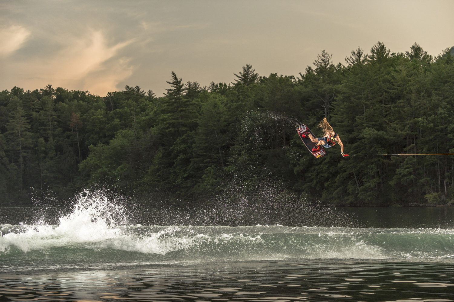 How Flash Helped A Pro Photographer Transition From Winter Sports To Wakeboarding