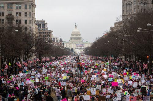Kevin Carroll - Womens March Washington DC