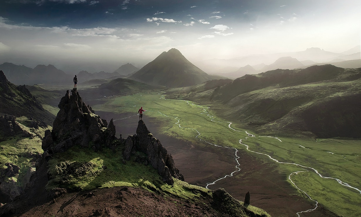 What's Behind a Top-Selling Landscape Photo? An Interview with Max Rive