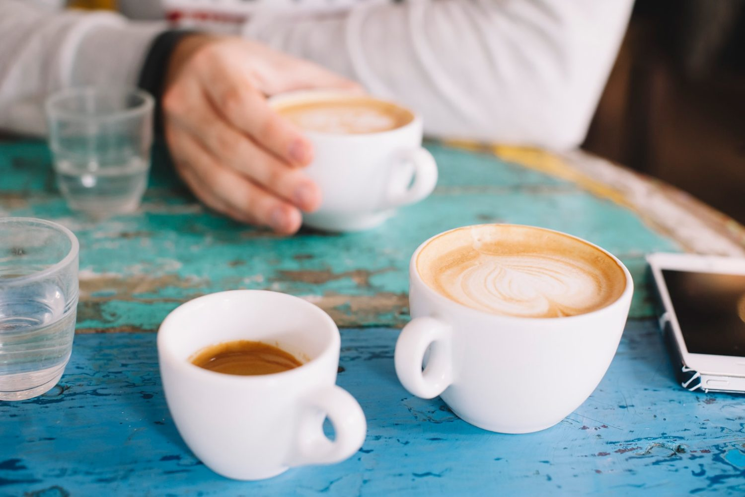 Coffee Talk: Understanding the Visual Preferences of Your Customers
