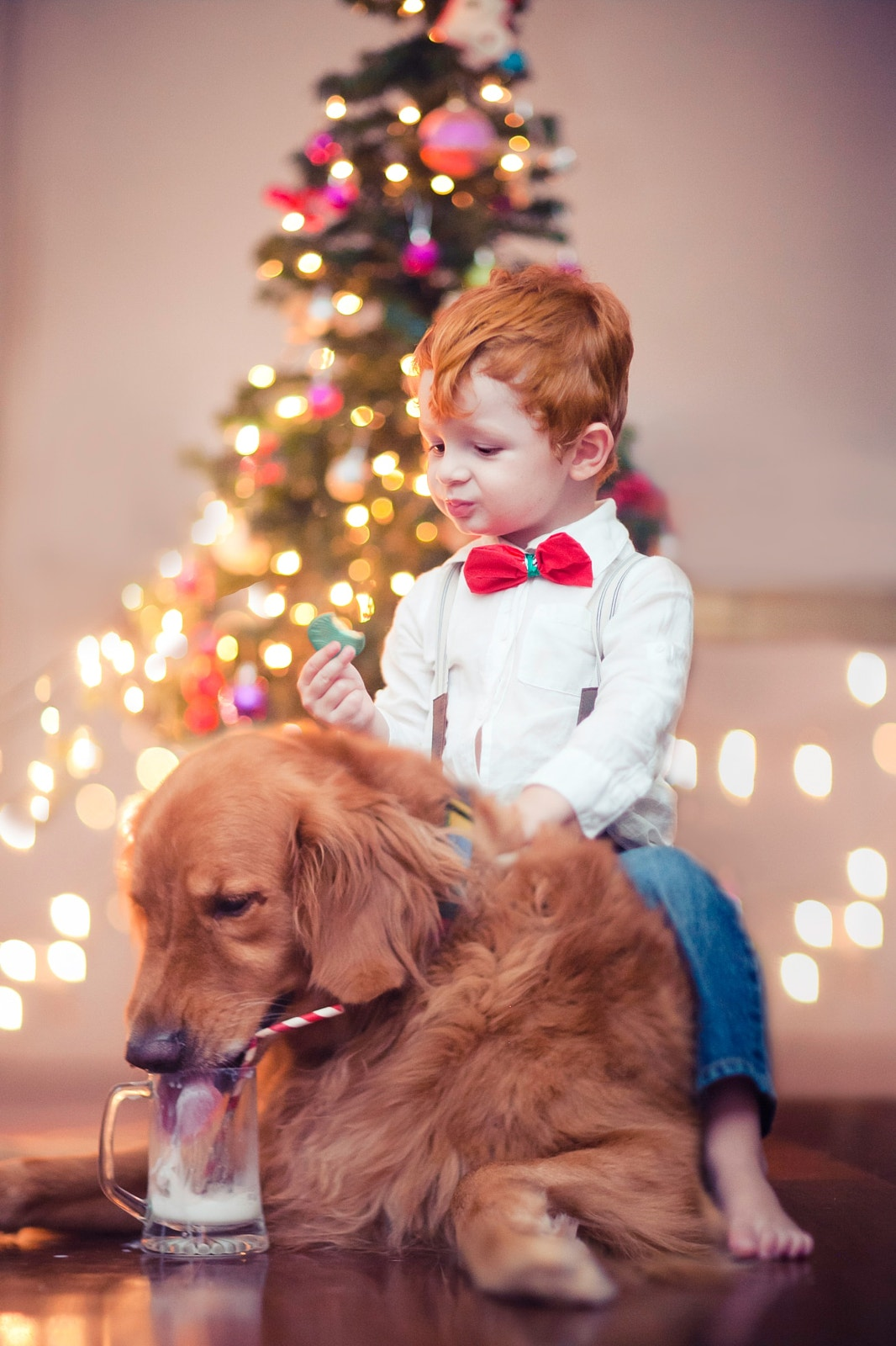 20 Photos That Will Make You Nostalgic for the Holidays... Including Some Very Adorable Pets