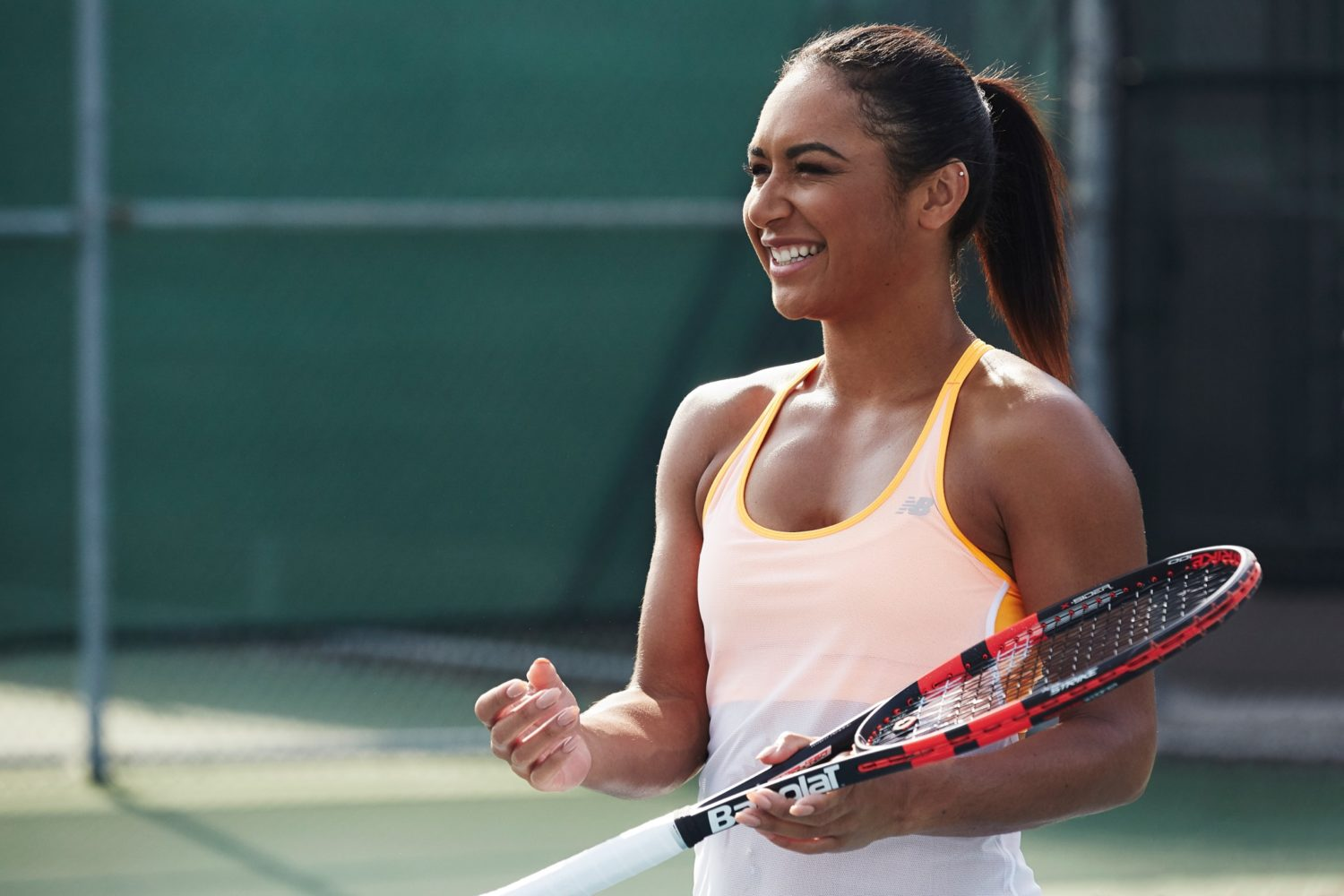 48 Hours in Miami: On Set with Pro Tennis Player Heather Watson, Part 2