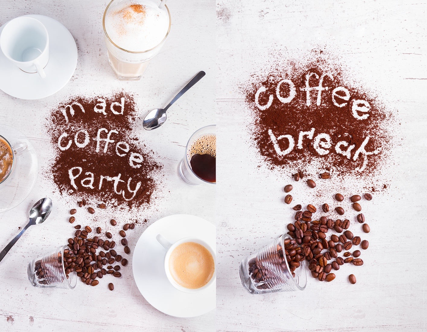 5 Creative Photos That Play With Food Typography