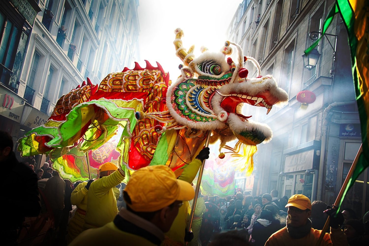 What Chinese New Year Looks Like Around the World