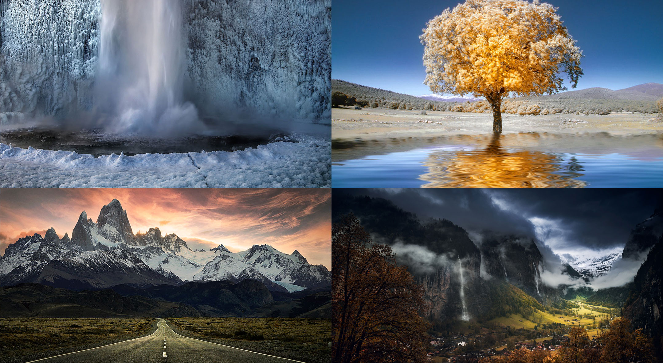 4 Landscape Photography Tutorials All About Post-Processing