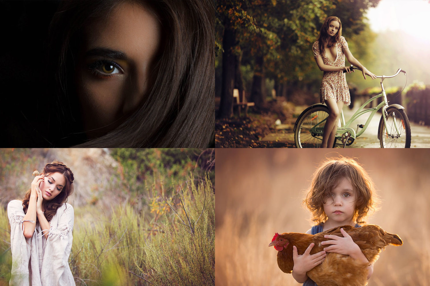 4 Fantastic Portrait Tutorials: Tips & Tricks for Better Photos