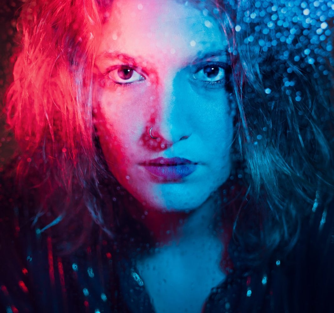 Behind the Photo: Using Water Droplets to Create an Intriguing Portrait