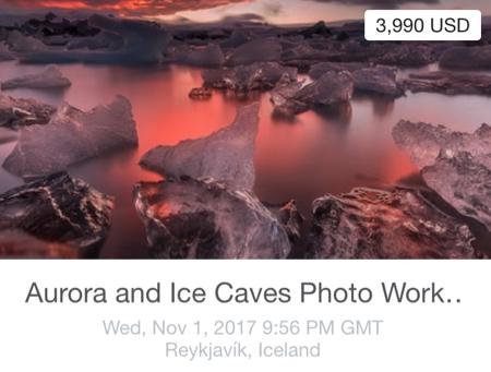 Iurie Belegurschi - Aurora & Ice Caves