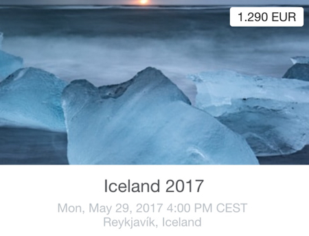 Jens Klettenheime - Iceland