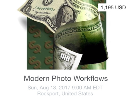Lee Varis - Modern Photo Workflows