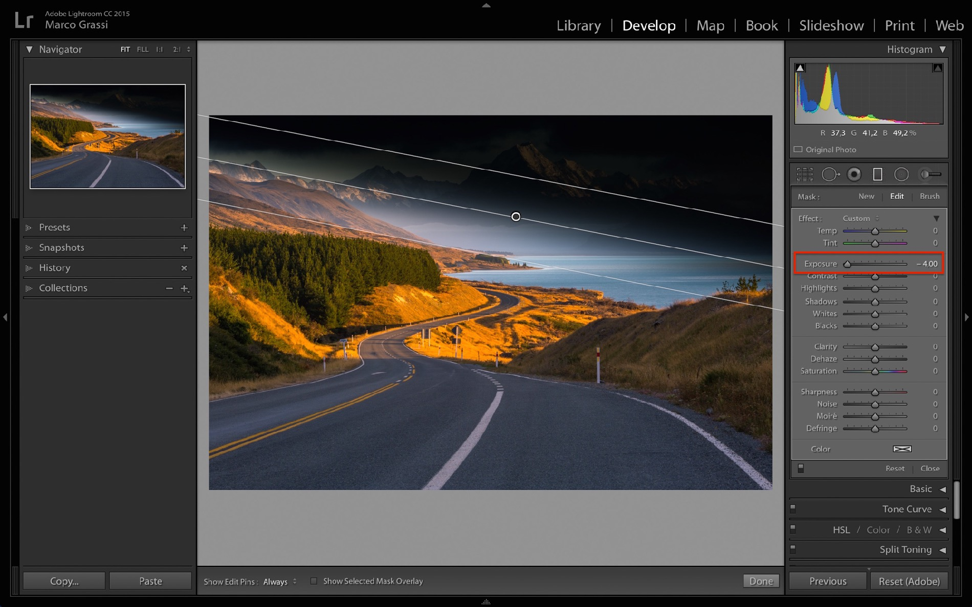 Lightroom_Tool_Graduated_filter_2