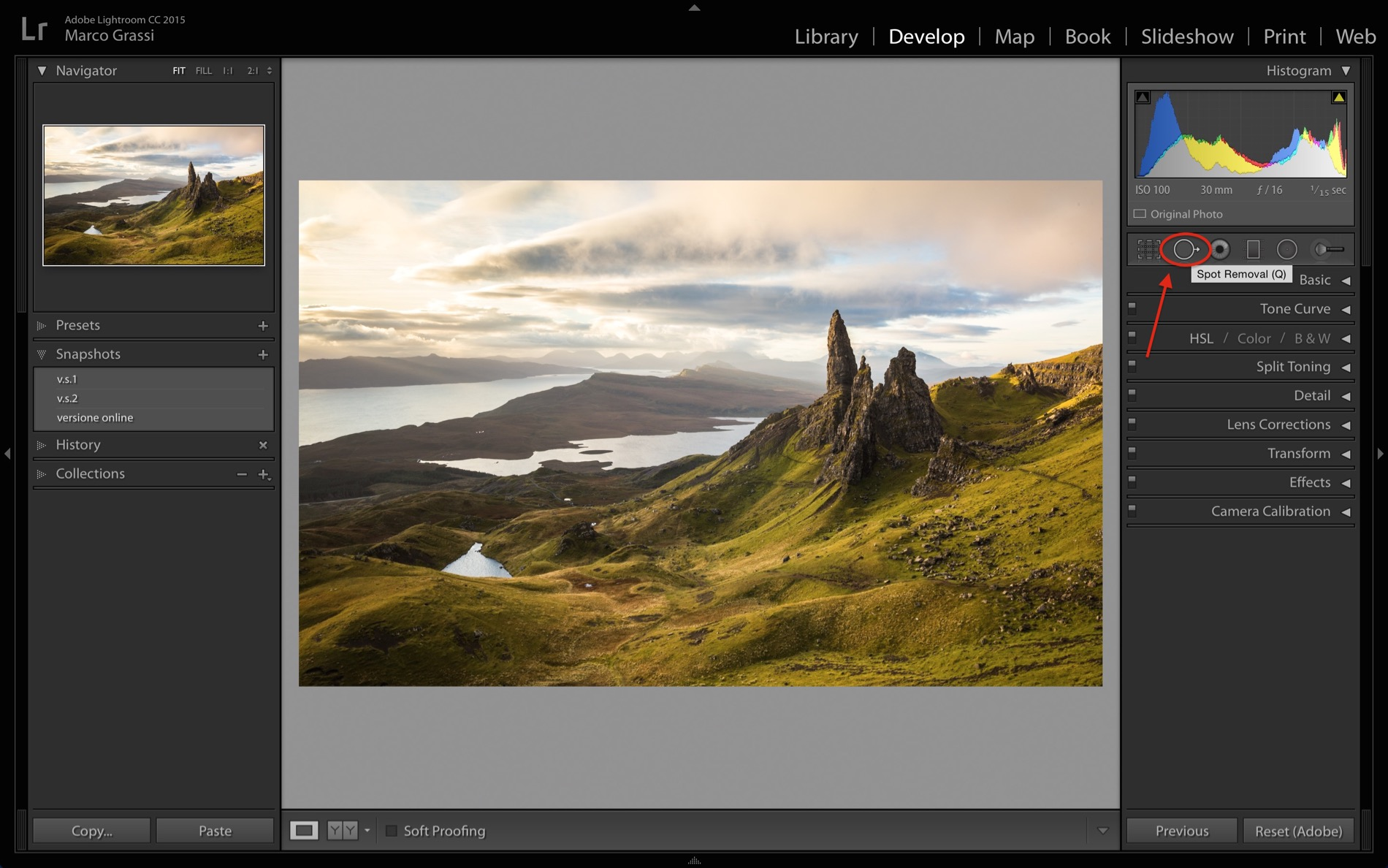 Lightroom_Spot_removal_tool