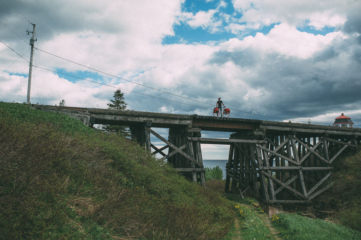 Cycling Across Canada: 7 Photos From The Road