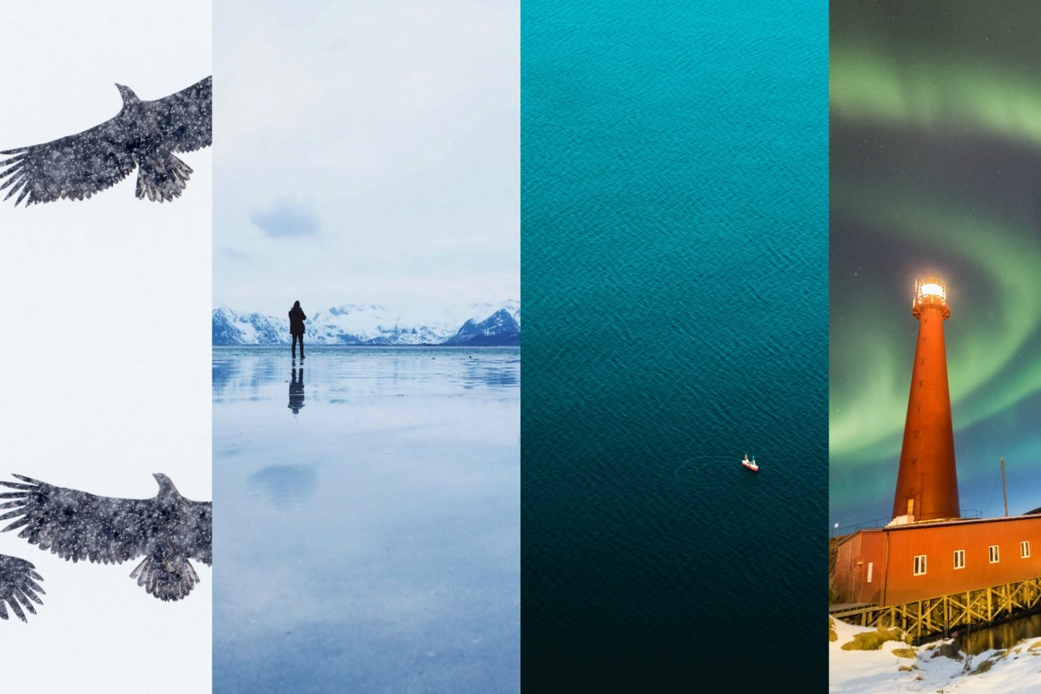 #WAYNRTH: 4 photographers capture the Lotofen Islands