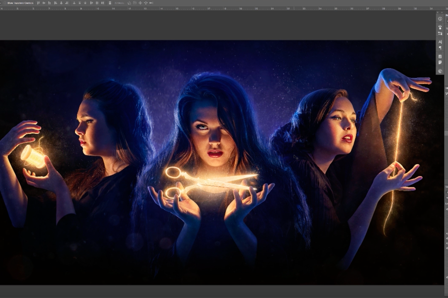 Simple Tricks to Enhance Light in Photoshop