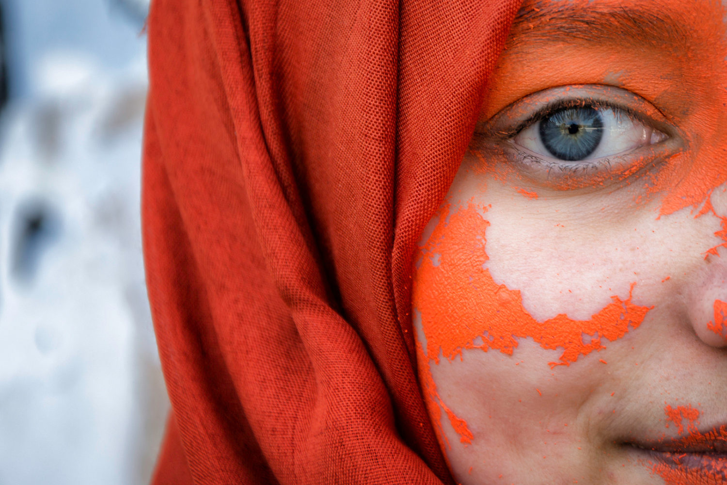 #OrangeTheWorld: 500px Studio's new photo series aims to help end violence against women