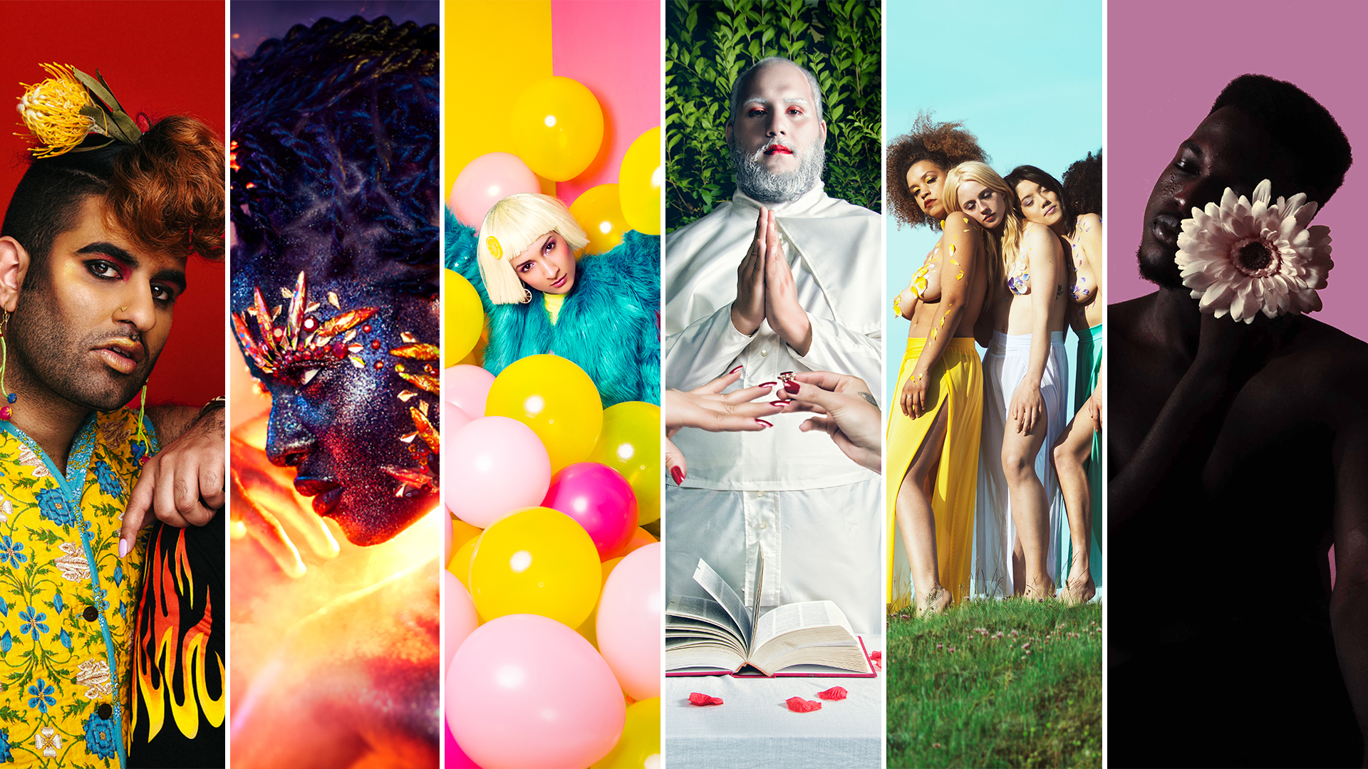 #ColorMeProud: 6 photographers show their Pride through photography