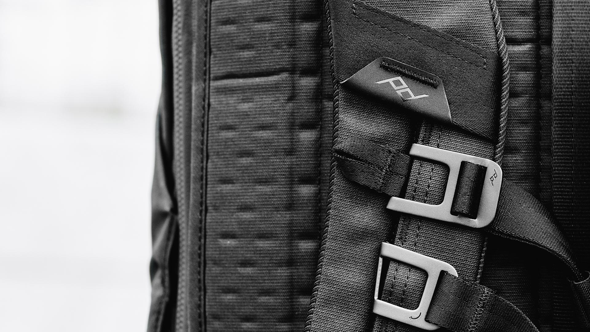 500px Ambassador Hayden Scott digs into Peak Design's new Travel Backpack
