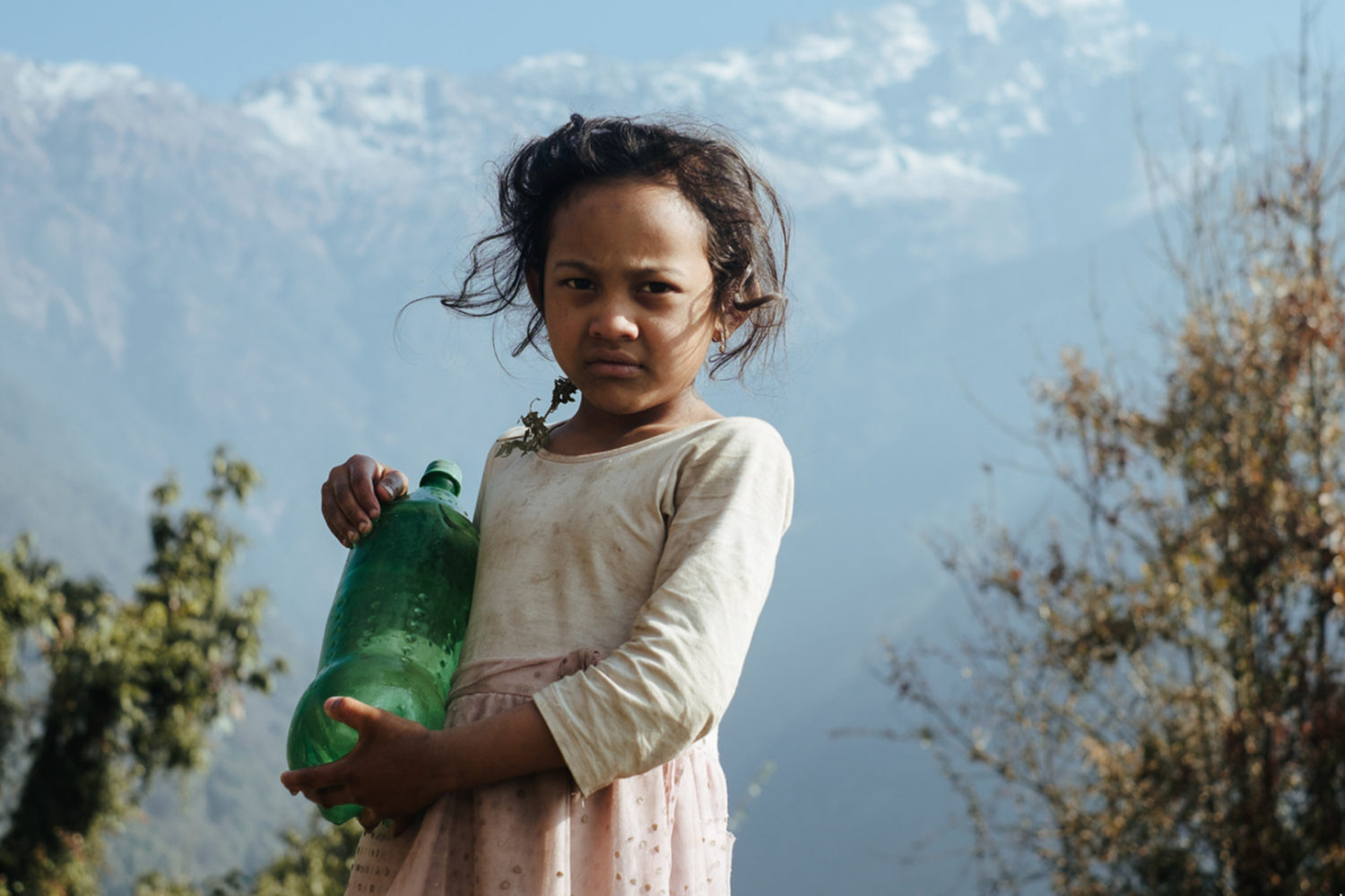 Documentary photographer Artem Zhushman blends borders with 'Faces of Nepal'