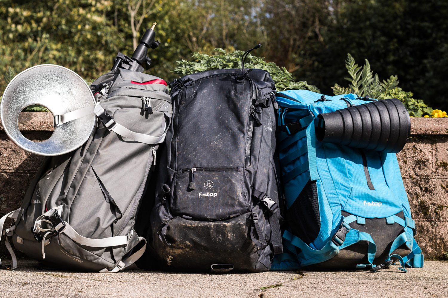 Simplifying your camera bag choices: How the pros use modular systems