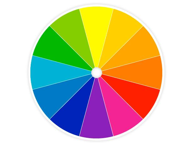 Color wheel - color wheel