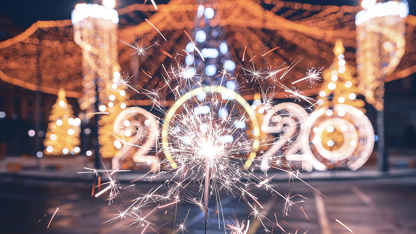 23 Photos of New Year's celebrations around the world