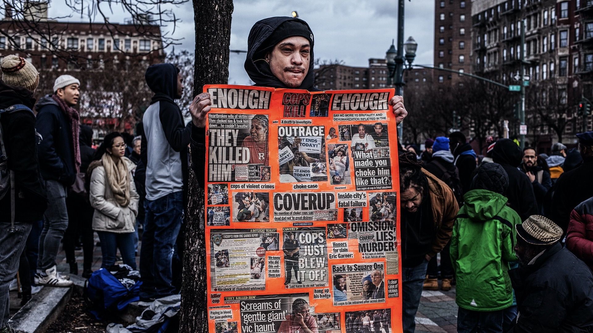 Incredible photos documenting the Black Lives Matter movement
