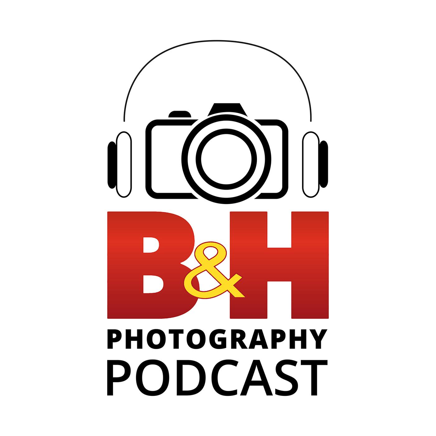 B and H Photography Podcast Logo