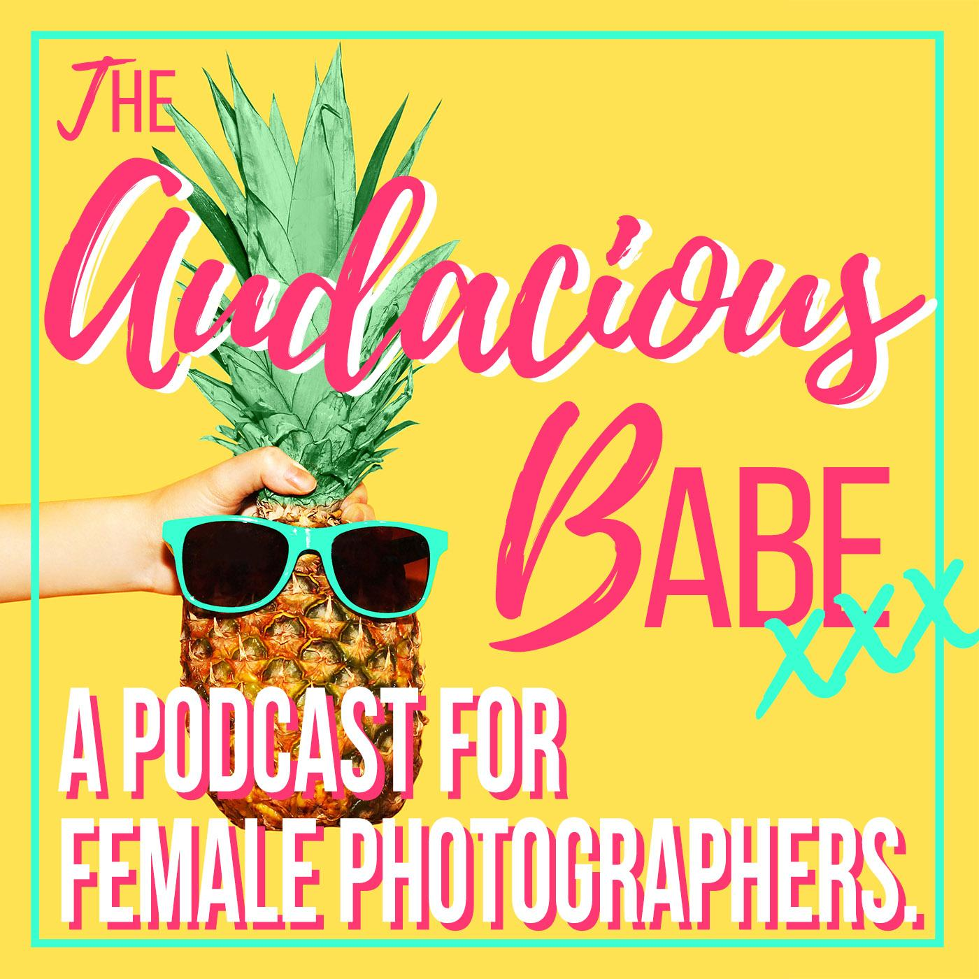 The Audacious Babe Podcast Logo