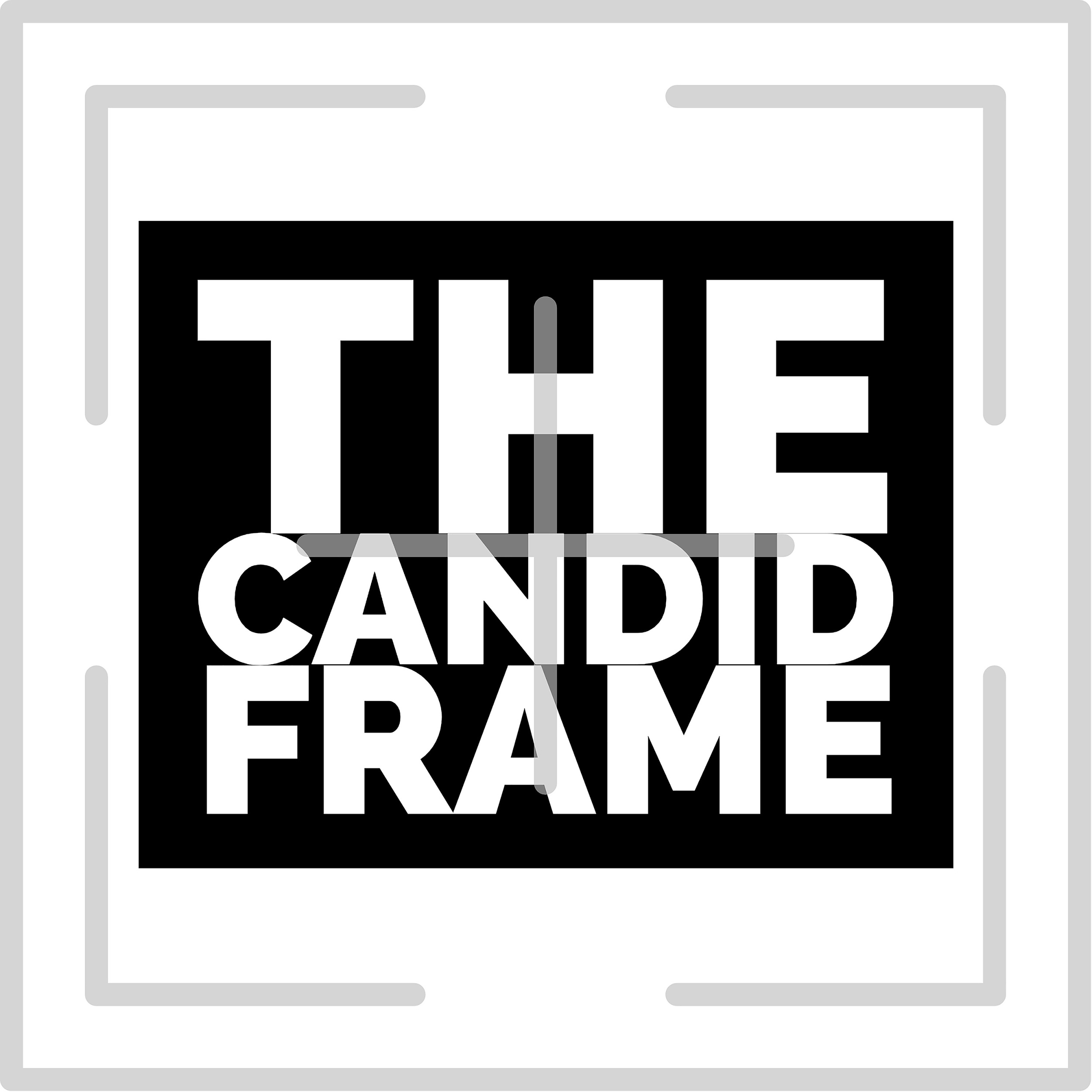 The Candid Frame Podcast Logo