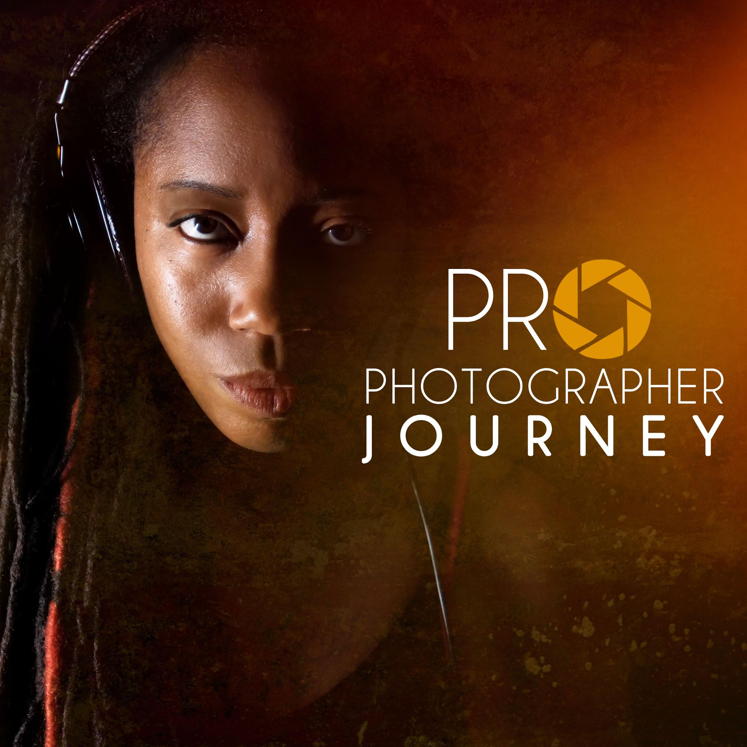Pro Photographer Journey Podcast Logo